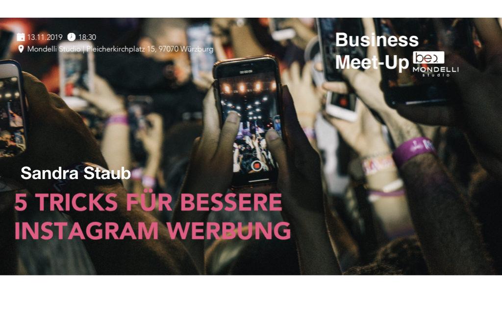 5 Tricks für bessere Instagram Werbung